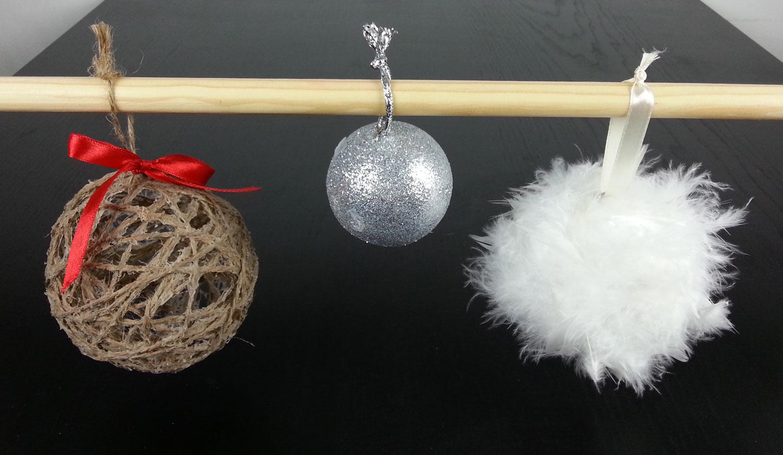 Como Decorar Bolas De Navidad De Poliespan.Bolas De Navidad Cositas Bonitas